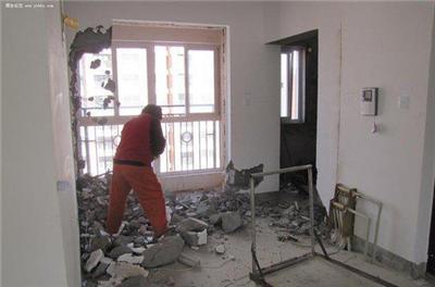 房屋拆除作业安全防护措施