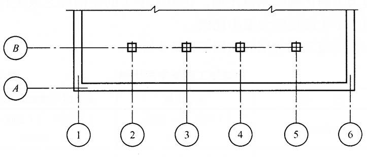 建筑工程图轴线和标高