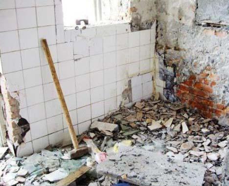 上海市房屋拆除工程施工安全管理规定(试行)