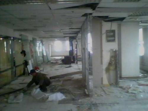 房屋拆除的施工方式