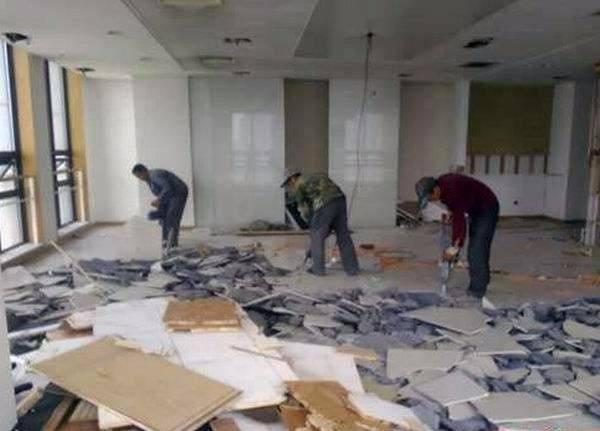 拆除工程人员安全与健康管理