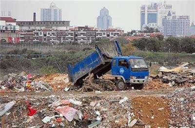 工地建筑垃圾清运
