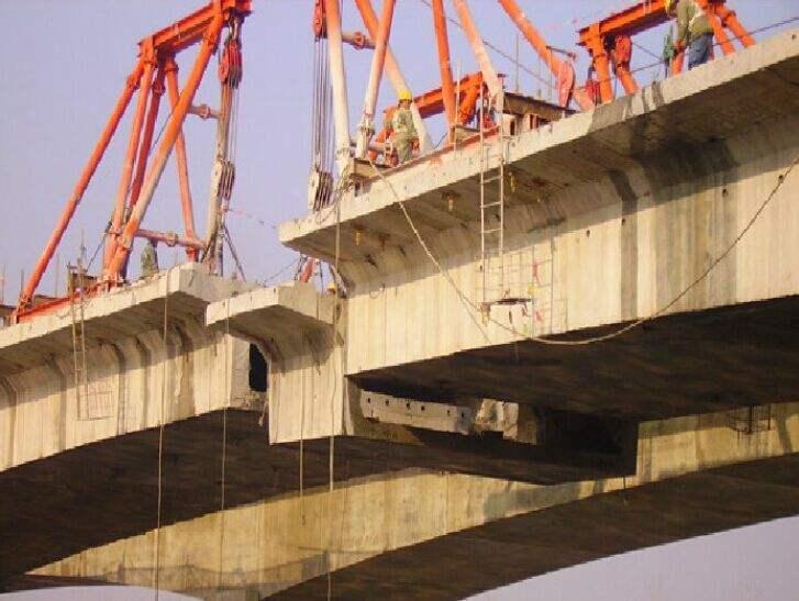 国内外桥梁拆除方法
