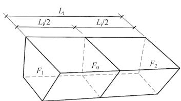 图1-10沟槽、路堤土石方量计算