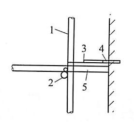 图5-39连墙件构造