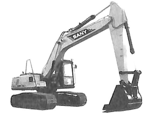 图1.10挖掘机