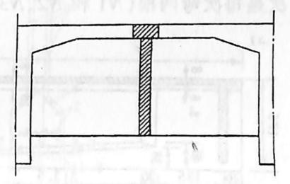 图1-1-31横隔梁用混凝土连接 尺寸单位:cm