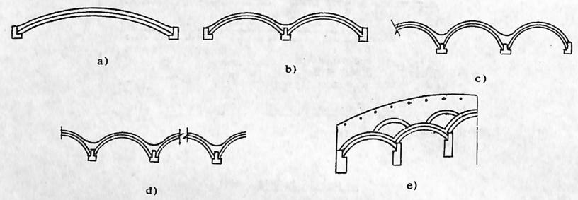 图1-1-59主拱圈截面形式