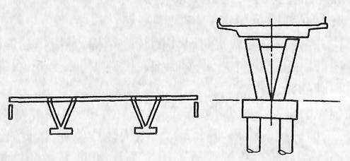 图2-1-79V型框架墩