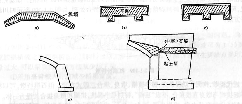 image.png图2-1-107拱桥其它型式轻型台