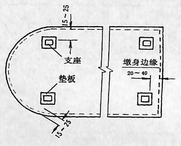 图2-1-166C值的确定 尺寸单位:cm