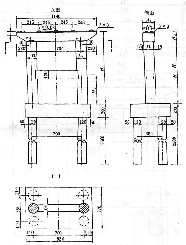 image.png图2-1-184双排桩双柱(单排)式墩