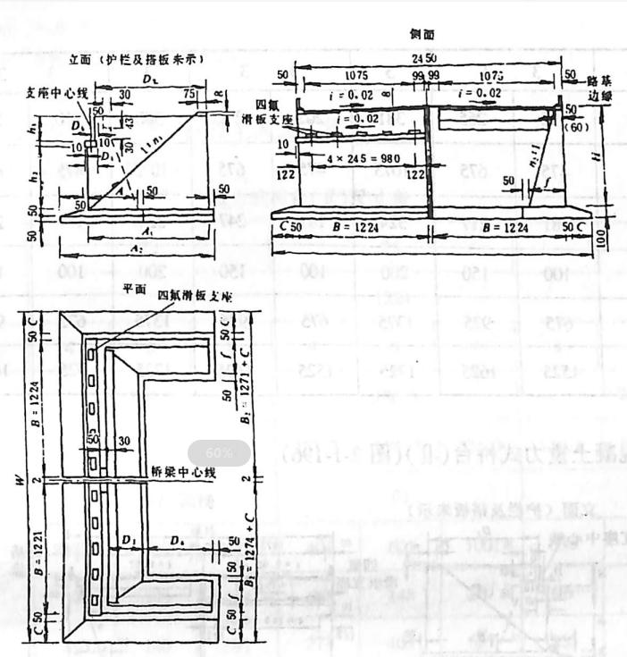 image.png图2-1-195片石混凝土重力式桥台(I)