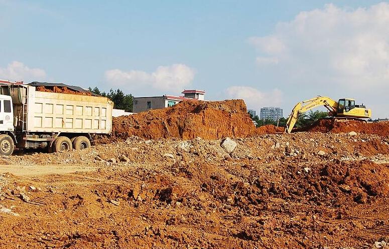 土石方地形数据采集及量算方法